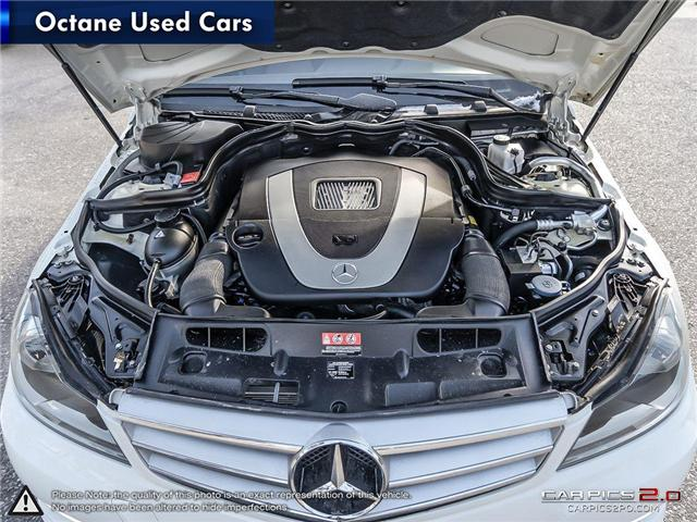 2012 Mercedes-Benz C-Class Base (Stk: ) in Scarborough - Image 7 of 26
