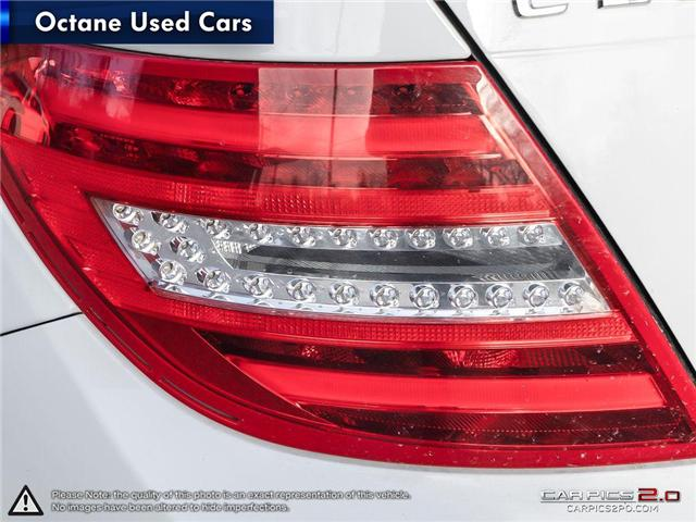 2012 Mercedes-Benz C-Class Base (Stk: ) in Scarborough - Image 11 of 26