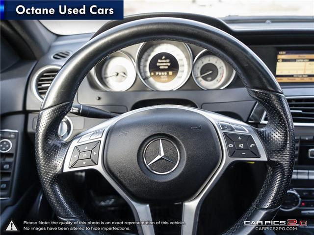 2012 Mercedes-Benz C-Class Base (Stk: ) in Scarborough - Image 13 of 26
