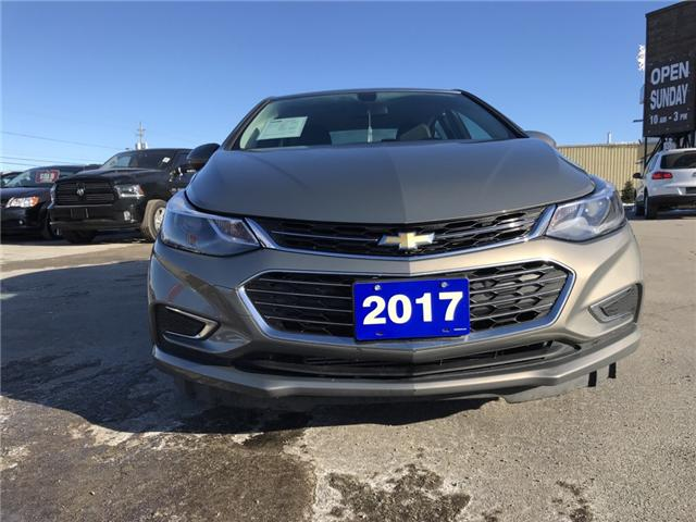 2017 Chevrolet Cruze Premier Auto (Stk: 19005) in Sudbury - Image 3 of 14