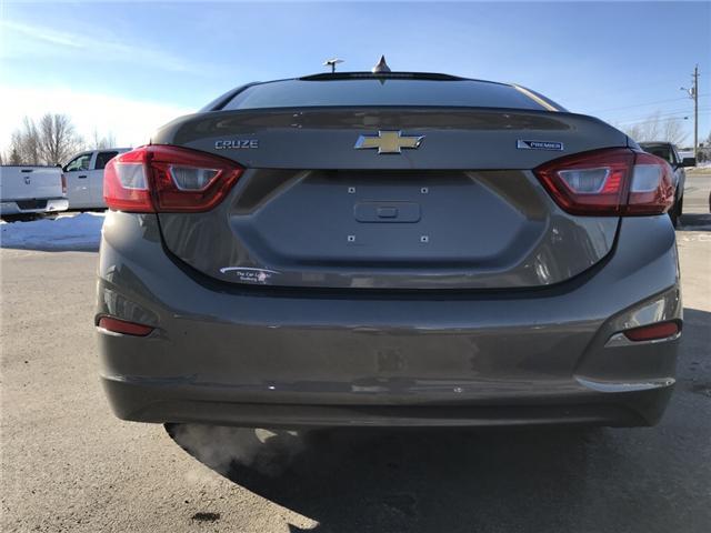 2017 Chevrolet Cruze Premier Auto (Stk: 19005) in Sudbury - Image 7 of 14