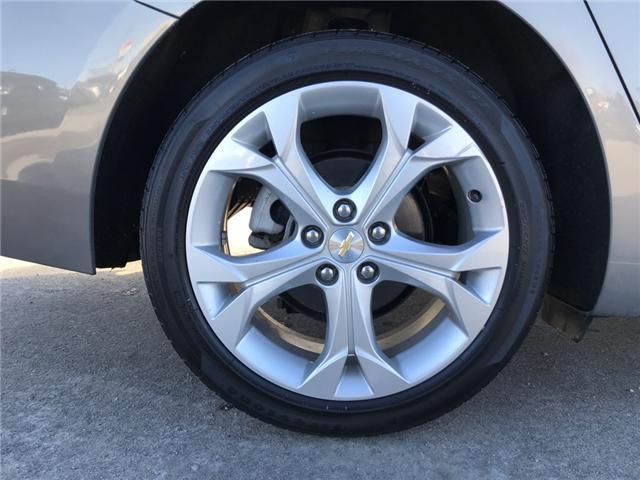 2017 Chevrolet Cruze Premier Auto (Stk: 19005) in Sudbury - Image 9 of 14