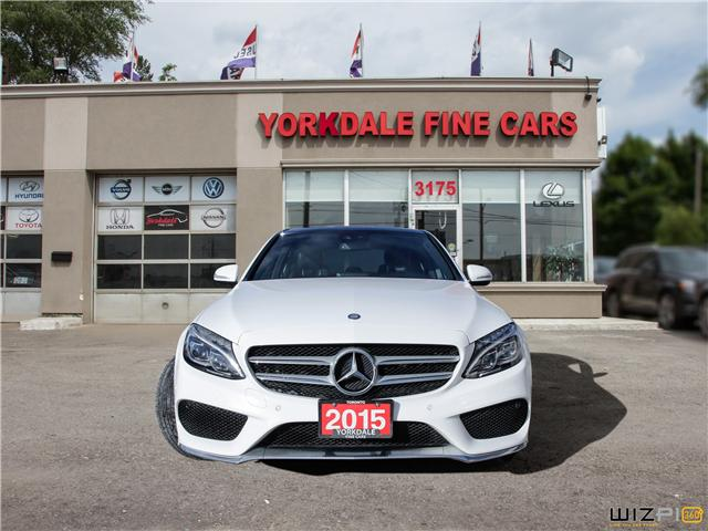 2015 Mercedes-Benz C-Class  (Stk: S9625) in Toronto - Image 2 of 25