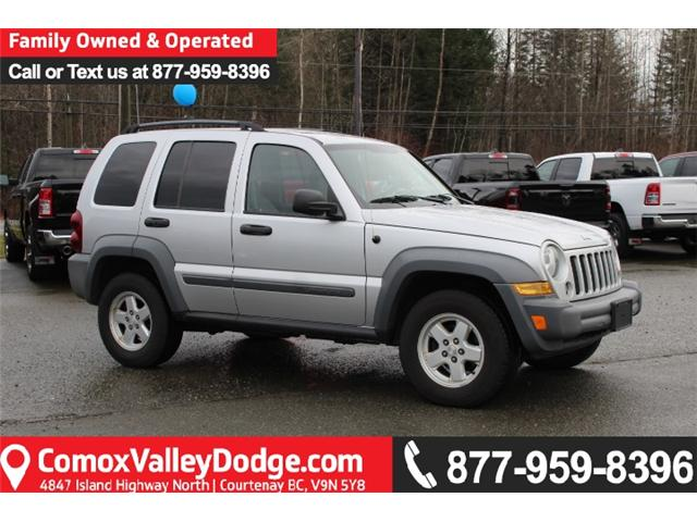 2005 Jeep Liberty Sport (Stk: PJ15606A) in Courtenay - Image 1 of 10