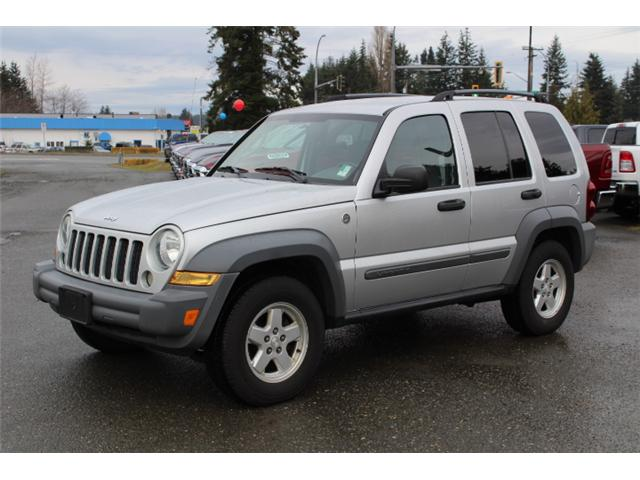 2005 Jeep Liberty Sport (Stk: PJ15606A) in Courtenay - Image 3 of 10