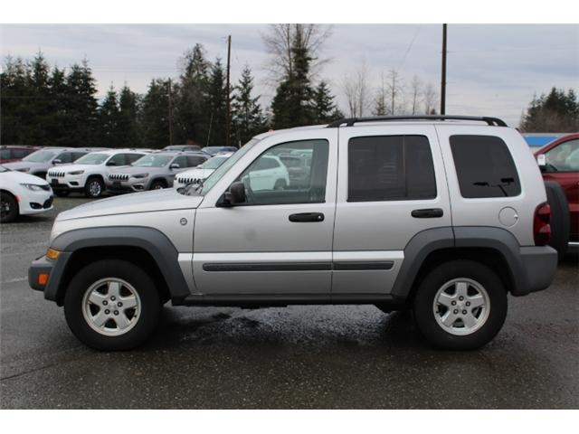 2005 Jeep Liberty Sport (Stk: PJ15606A) in Courtenay - Image 4 of 10
