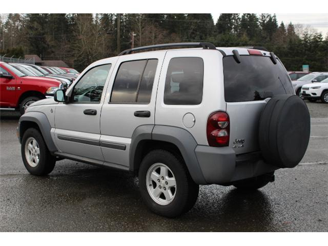 2005 Jeep Liberty Sport (Stk: PJ15606A) in Courtenay - Image 6 of 10