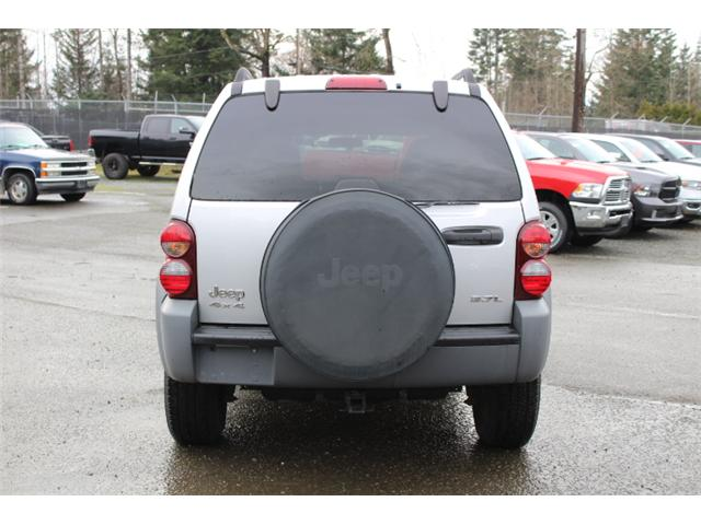 2005 Jeep Liberty Sport (Stk: PJ15606A) in Courtenay - Image 7 of 10