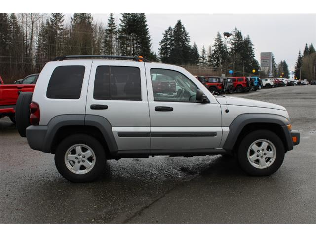 2005 Jeep Liberty Sport (Stk: PJ15606A) in Courtenay - Image 9 of 10
