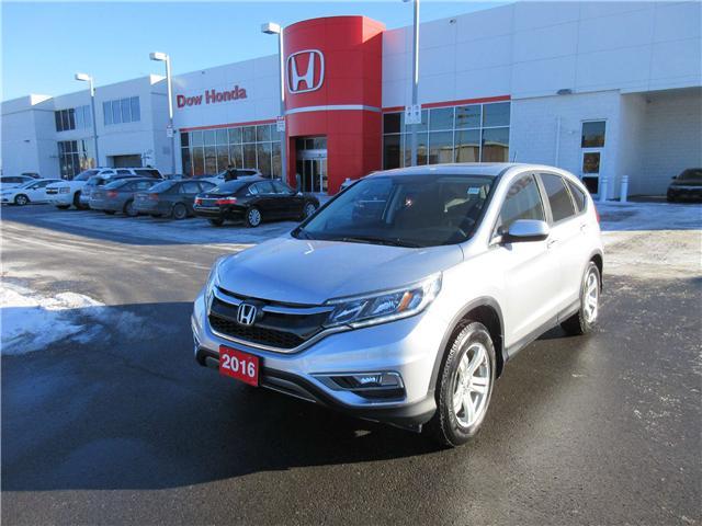 2016 Honda CR-V EX (Stk: 26539A) in Ottawa - Image 1 of 9