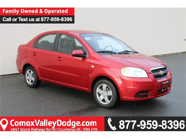 2008 Chevrolet Aveo LS (Stk: B064556) in Courtenay - Image 1 of 26