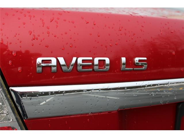 2008 Chevrolet Aveo LS (Stk: B064556) in Courtenay - Image 21 of 26