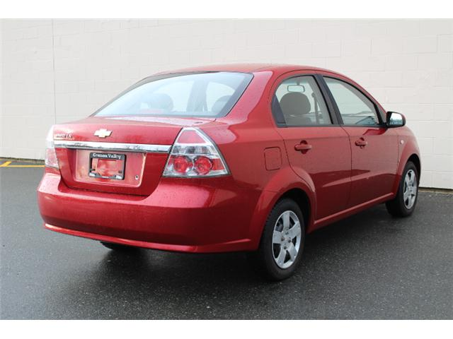 2008 Chevrolet Aveo LS (Stk: B064556) in Courtenay - Image 4 of 26