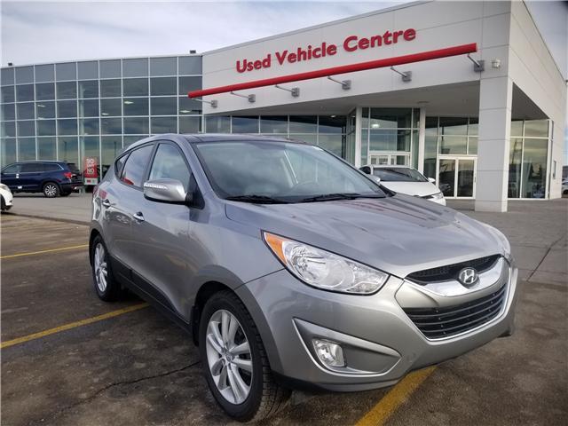 2012 Hyundai Tucson L (Stk: U184376) in Calgary - Image 1 of 27