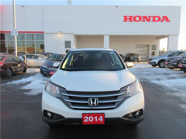 2014 Honda CR-V EX (Stk: SS3320) in Ottawa - Image 2 of 9