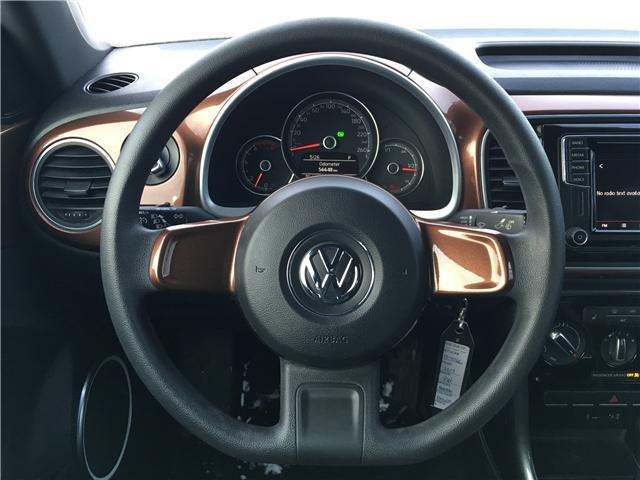 2017 Volkswagen Beetle 1.8 TSI Trendline (Stk: 17-15766RBJ) in Barrie - Image 19 of 26