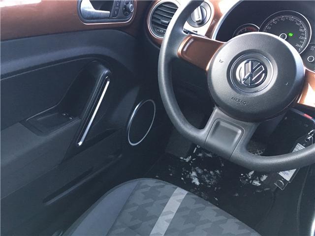 2017 Volkswagen Beetle 1.8 TSI Trendline (Stk: 17-15766RBJ) in Barrie - Image 20 of 26