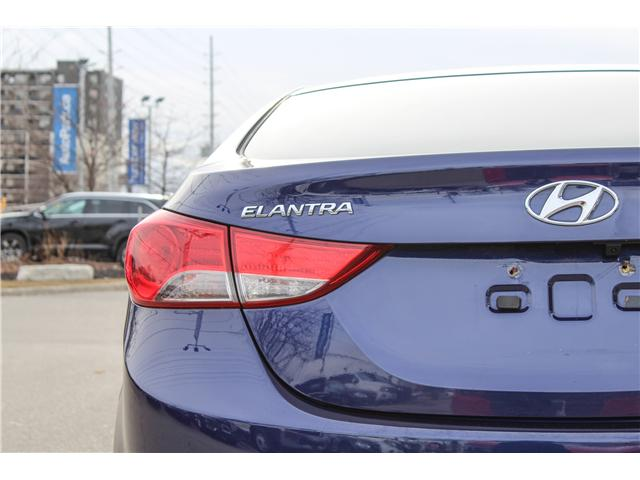 2011 Hyundai Elantra GL (Stk: 11-035714) in Mississauga - Image 7 of 27