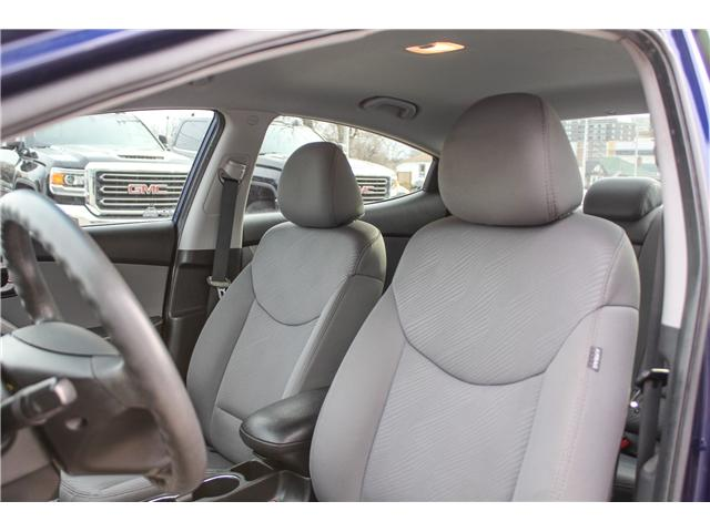 2011 Hyundai Elantra GL (Stk: 11-035714) in Mississauga - Image 8 of 27