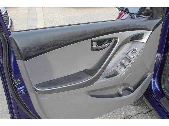 2011 Hyundai Elantra GL (Stk: 11-035714) in Mississauga - Image 10 of 27