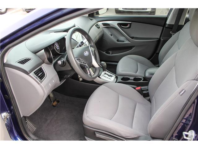 2011 Hyundai Elantra GL (Stk: 11-035714) in Mississauga - Image 12 of 27