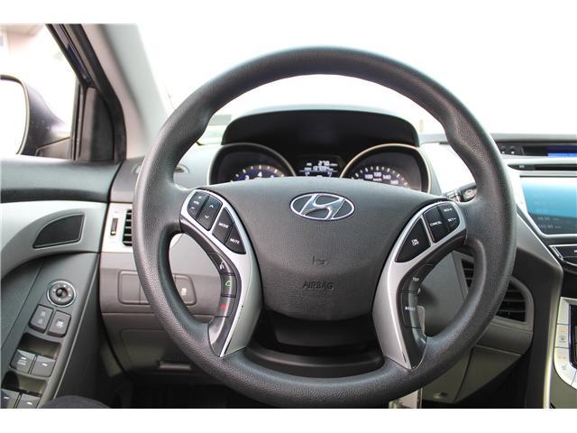 2011 Hyundai Elantra GL (Stk: 11-035714) in Mississauga - Image 13 of 27