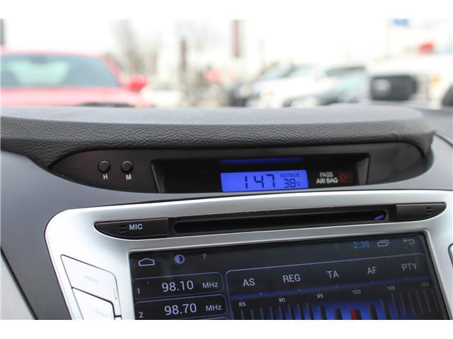 2011 Hyundai Elantra GL (Stk: 11-035714) in Mississauga - Image 16 of 27