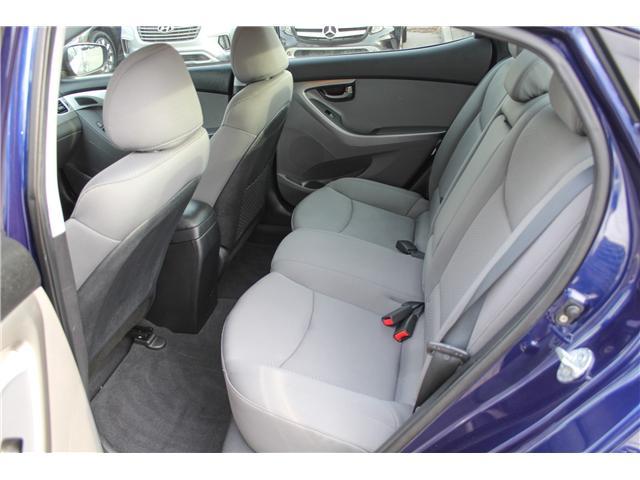 2011 Hyundai Elantra GL (Stk: 11-035714) in Mississauga - Image 22 of 27