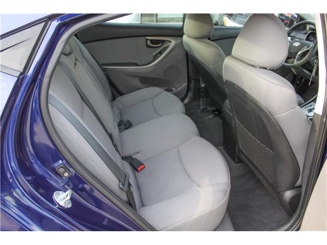 2011 Hyundai Elantra GL (Stk: 11-035714) in Mississauga - Image 25 of 27