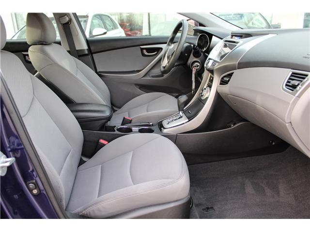 2011 Hyundai Elantra GL (Stk: 11-035714) in Mississauga - Image 27 of 27