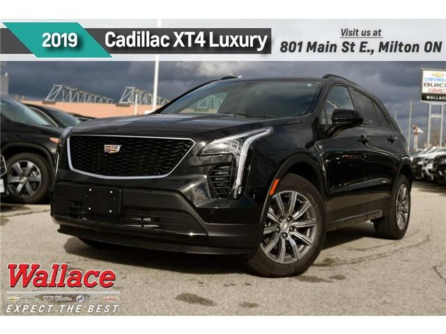 2019 Cadillac XT4 Sport (Stk: 106050) in Milton - Image 1 of 11