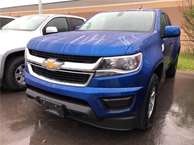 2019 Chevrolet Colorado WT (Stk: 135038) in BRAMPTON - Image 1 of 3