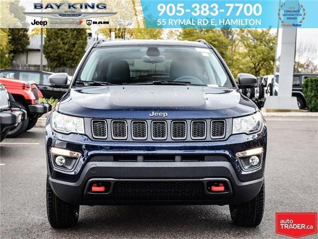 2019 Jeep Compass Trailhawk (Stk: 197539) in Hamilton - Image 2 of 21