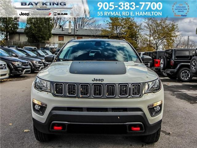 2019 Jeep Compass Trailhawk (Stk: 197545) in Hamilton - Image 2 of 19