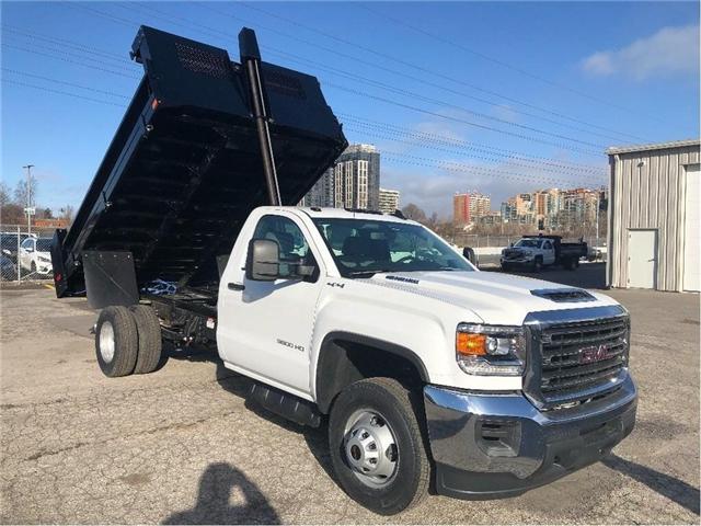 2019 GMC Sierra 3500 New 2019 GMC Sierra 3500 Diesel Dump (Stk: DT95194) in Toronto - Image 7 of 9