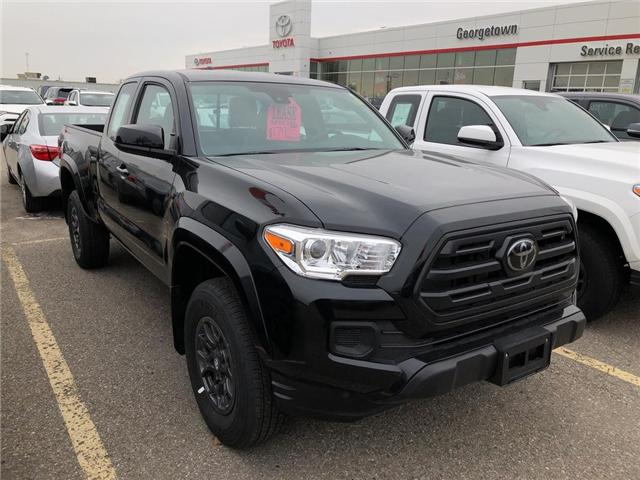 2018 Toyota Tacoma SR+ (Stk: 8TA625) in Georgetown - Image 3 of 5