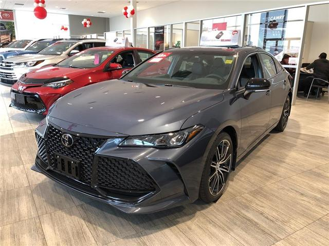 2019 Toyota Avalon XSE (Stk: 9AV003) in Georgetown - Image 1 of 5