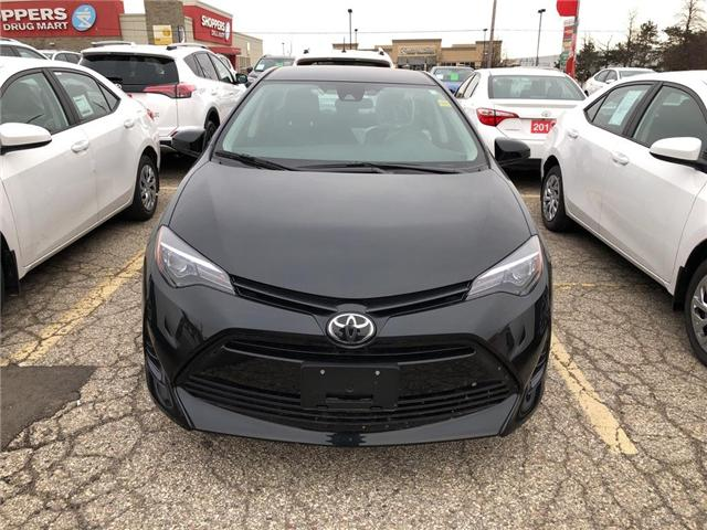 2019 Toyota Corolla LE (Stk: 9CR010) in Georgetown - Image 2 of 5