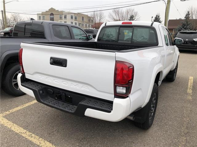 2018 Toyota Tacoma SR+ (Stk: 8TA797) in Georgetown - Image 4 of 5