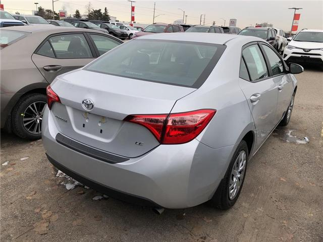 2019 Toyota Corolla LE (Stk: 9CR019) in Georgetown - Image 4 of 5
