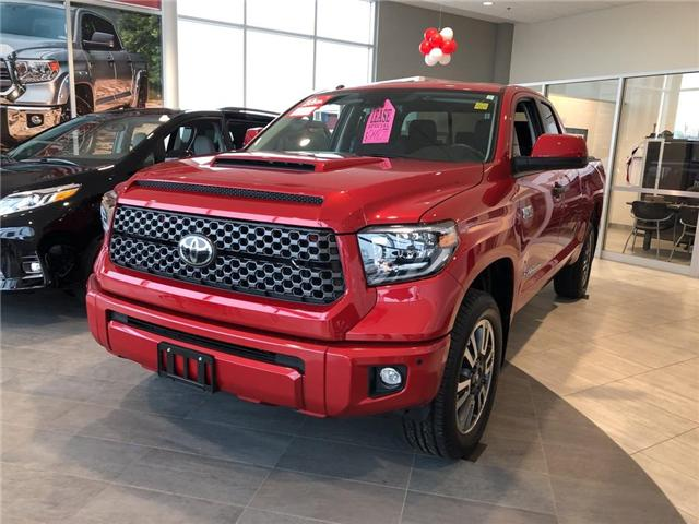 2019 Toyota Tundra TRD Sport Package (Stk: 9TN070) in Georgetown - Image 1 of 5