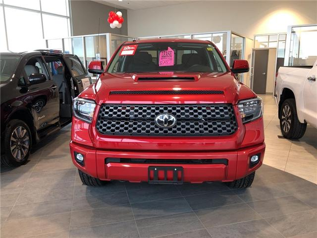 2019 Toyota Tundra TRD Sport Package (Stk: 9TN070) in Georgetown - Image 2 of 5