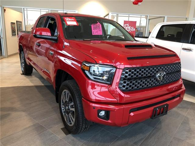 2019 Toyota Tundra TRD Sport Package (Stk: 9TN070) in Georgetown - Image 3 of 5