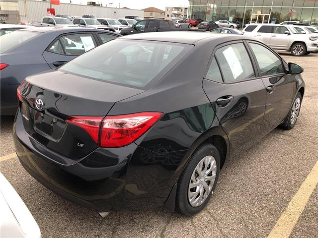 2019 Toyota Corolla LE (Stk: 9CR071) in Georgetown - Image 4 of 5