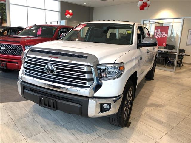 2019 Toyota Tundra Limited 5.7L V8 (Stk: 9TN099) in Georgetown - Image 1 of 5