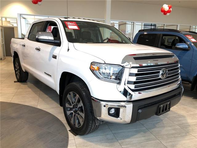 2019 Toyota Tundra Limited 5.7L V8 (Stk: 9TN099) in Georgetown - Image 3 of 5
