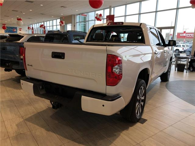 2019 Toyota Tundra Limited 5.7L V8 (Stk: 9TN099) in Georgetown - Image 4 of 5