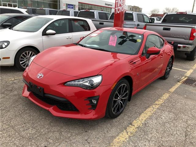 2019 Toyota 86 GT (Stk: 9T8132) in Georgetown - Image 1 of 5