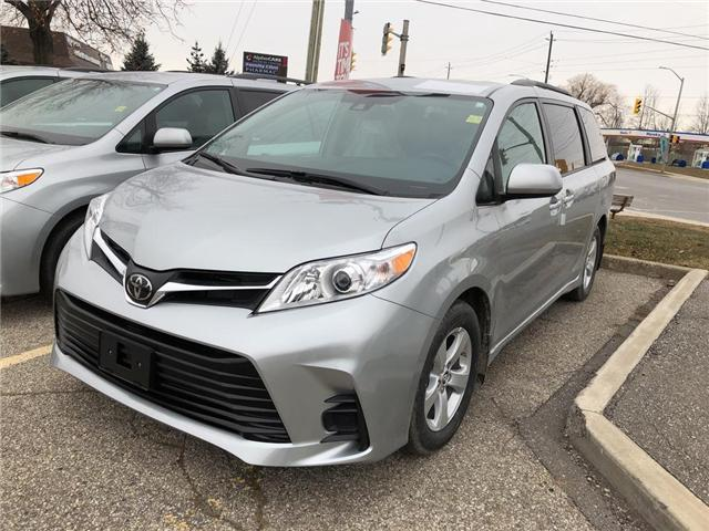 2019 Toyota Sienna LE 8-Passenger (Stk: 9SN158) in Georgetown - Image 1 of 5