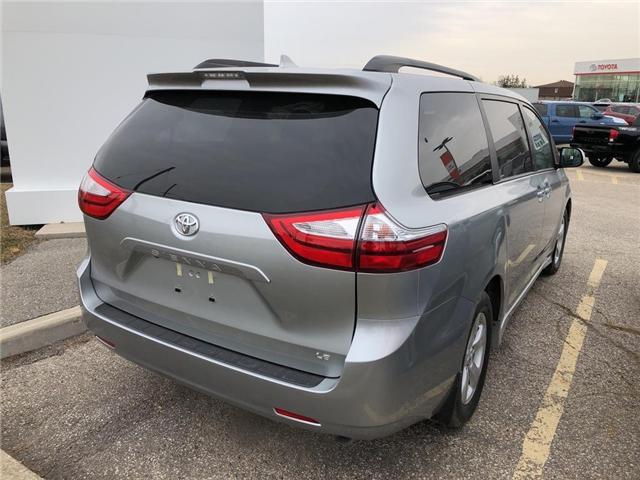2019 Toyota Sienna LE 8-Passenger (Stk: 9SN158) in Georgetown - Image 4 of 5